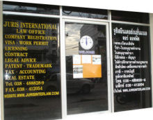 Juris International Law Office, Pattaya